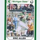1990-91 Michigan State Collegiate Collection 200 #067 Eric Allen - Michigan State Spartans