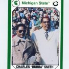 1990-91 Michigan State Collegiate Collection #043 Charles (Bubba) Smith - Michigan State Spartans