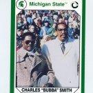 1990-91 Michigan State Collegiate Collection #043 Charles (Bubba) Smith - Michigan State Spartans