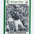 1990-91 Michigan State Collegiate Collection 200 #023 Gene Washington - Michigan State Spartans