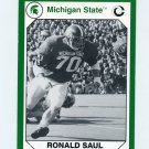 1990-91 Michigan State Collegiate Collection 200 #021 Ronald Saul - Michigan State Spartans
