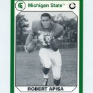 1990-91 Michigan State Collegiate Collection 200 #015 Robert Apisa - Michigan State Spartans