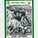 1990-91 Michigan State Collegiate Collection 200 #008 Earl Lattimer - Michigan State Spartans