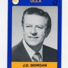 1991 UCLA Collegiate Collection #142 J.D. Morgan - UCLA Bruins