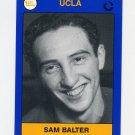 1991 UCLA Collegiate Collection #128 Sam Balter - UCLA Bruins