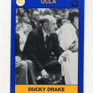1991 UCLA Collegiate Collection #125 Ducky Drake - UCLA Bruins