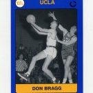 1991 UCLA Collegiate Collection #124 Don Bragg - UCLA Bruins
