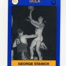 1991 UCLA Collegiate Collection #114 George Stanich - UCLA Bruins