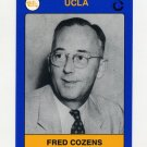 1991 UCLA Collegiate Collection #113 Carl Cozens - UCLA Bruins