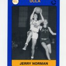 1991 UCLA Collegiate Collection #104 Jerry Norman - UCLA Bruins