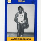 1991 UCLA Collegiate Collection #096 Jackie Robinson - UCLA Bruins