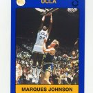1991 UCLA Collegiate Collection #082 Marques Johnson - UCLA Bruins