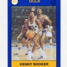 1991 UCLA Collegiate Collection #081 Kenny Booker - UCLA Bruins