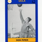 1991 UCLA Collegiate Collection #079 Don Piper - UCLA Bruins