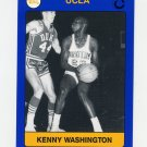 1991 UCLA Collegiate Collection #072 Kenny Washington - UCLA Bruins