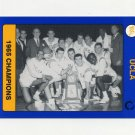 1991 UCLA Collegiate Collection #069 1965 Champs - UCLA Bruins