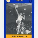 1991 UCLA Collegiate Collection #058 Willie Naulls - UCLA Bruins