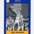 1991 UCLA Collegiate Collection #056 Don Johnson - UCLA Bruins