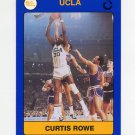 1991 UCLA Collegiate Collection #046 Curtis Rowe - UCLA Bruins