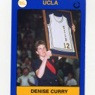 1991 UCLA Collegiate Collection #045 Denise Curry - UCLA Bruins