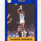 1991 UCLA Collegiate Collection #039 Raymond Townsend - UCLA Bruins