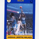 1991 UCLA Collegiate Collection #037 Keith Wilkes - UCLA Bruins