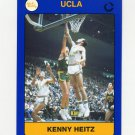 1991 UCLA Collegiate Collection #034 Kenny Heitz - UCLA Bruins