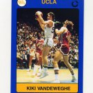1991 UCLA Collegiate Collection #014 Kiki Vandeweghe - UCLA Bruins