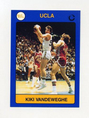 1991 UCLA Collegiate Collection #014 Kiki Vandeweghe - UCLA Bruins
