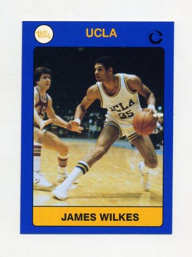 1991 UCLA Collegiate Collection #013 James Wilkes - UCLA Bruins
