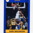 1991 UCLA Collegiate Collection #012 Gary Maloncon - UCLA Bruins