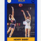 1991 UCLA Collegiate Collection #007 Henry Bibby - UCLA Bruins