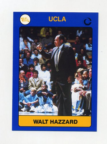 1991 UCLA Collegiate Collection #006 Walt Hazzard - UCLA Bruins