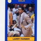 1991 UCLA Collegiate Collection #004 Larry Farmer - UCLA Bruins