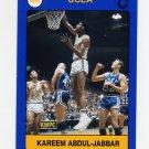 1991 UCLA Collegiate Collection #002 Kareem Abdul-Jabbar - UCLA Bruins