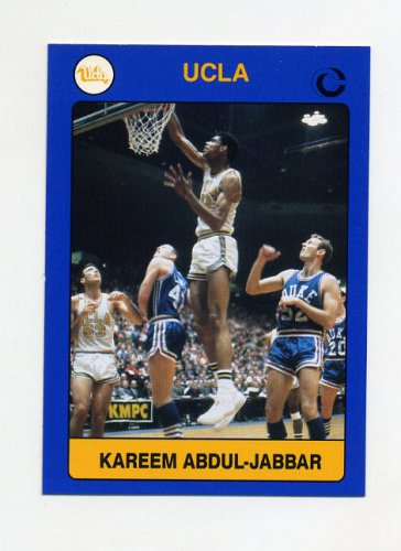 1991 UCLA Collegiate Collection #002 Kareem Abdul-Jabbar - UCLA Bruins