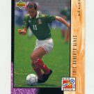 1994 Upper Deck World Cup Contenders English/Spanish Soccer #329 Luis Roberto Alves - Mexico