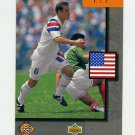 1994 Upper Deck World Cup Contenders English/Spanish Soccer #311 U.S.A.