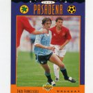 1994 Upper Deck World Cup Contenders English/Spanish Soccer #309 Enzo Francescoli - Uruguay