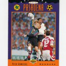 1994 Upper Deck World Cup Contenders English/Spanish Soccer #303 Peter Schmeichel - Denmark