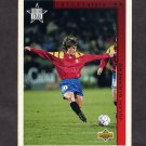 1994 Upper Deck World Cup Contenders English/Spanish Soccer #291 Julen Guerrero - Spain