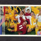 1994 Upper Deck World Cup Contenders English/Spanish Soccer #278 Checklist 83-164