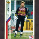 1994 Upper Deck World Cup Contenders English/Spanish Soccer #253 Dmitry Kharine - Russia