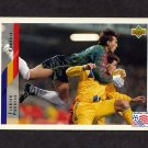1994 Upper Deck World Cup Contenders English/Spanish Soccer #237 Florian Pruneau - Romania