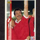 1994 Upper Deck World Cup Contenders English/Spanish Soccer #131 Georges Bregy - Switzerland
