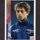 1994 Upper Deck World Cup Contenders English/Spanish Soccer #120 Erik Mykland - Norway