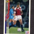 1994 Upper Deck World Cup Contenders English/Spanish Soccer #119 Kjettl Rekdal - Norway