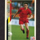 1994 Upper Deck World Cup Contenders English/Spanish Soccer #103 Georges Grun - Belgium