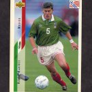 1994 Upper Deck World Cup Contenders English/Spanish Soccer #034 Ramon Ramirez - Mexico
