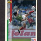 1994 Upper Deck World Cup Contenders English/Spanish Soccer #030 Jorge Campos - Mexico